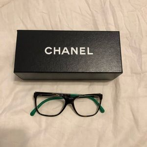 Authentic Chanel Glasses Frames